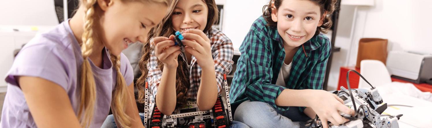 Tinker Camp 2020, Get your STEM on!